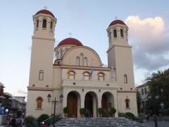 Church Four Martyrs
