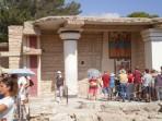 Knossos (archaeological site) - Crete photo 19