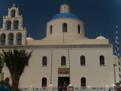 Panagia Platsani Church (Oia)