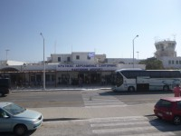 Santorini Airport (Thira) National