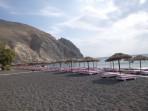 Perissa Beach - Santorini photo 6