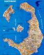 Santorini mapa 9