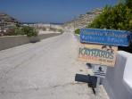 Katharos Beach - Santorini Island photo 12