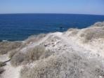 Katharos Beach - Santorini Island photo 14