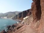 Red Beach - Santorini photo 4