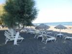 Agia Paraskevi Beach - Santorini island photo 4