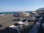 Agia Paraskevi Beach - Santorini island photo 6