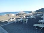 Agia Paraskevi Beach - Santorini island photo 7
