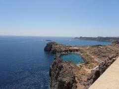 Agios Pavlos (Lindos - Saint Paul´s Bay)