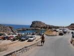 Agios Pavlos Beach (Lindos - Saint Paul´s Bay) - island of Rhodes photo 1