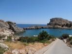 Agios Pavlos Beach (Lindos - Saint Paul´s Bay) - island of Rhodes photo 2