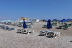Akti Miaouli Beach (Rhodes Town) - Rhodes island photo 1