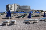Akti Miaouli Beach (Rhodes Town) - Rhodes island photo 2