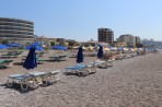 Akti Miaouli Beach (Rhodes Town) - Rhodes island photo 3