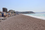 Akti Miaouli Beach (Rhodes Town) - Rhodes island photo 4