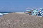 Akti Miaouli Beach (Rhodes Town) - Rhodes island photo 11