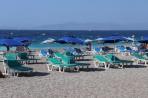 Akti Miaouli Beach (Rhodes Town) - Rhodes island photo 16
