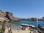 Agios Pavlos Beach (Lindos - Saint Paul´s Bay) - island of Rhodes photo 4