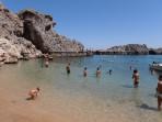 Agios Pavlos Beach (Lindos - Saint Paul´s Bay) - island of Rhodes photo 5