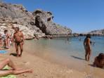 Agios Pavlos Beach (Lindos - Saint Paul´s Bay) - island of Rhodes photo 6