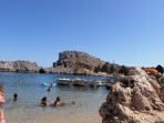 Agios Pavlos Beach (Lindos - Saint Paul´s Bay) - island of Rhodes photo 7