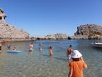 Agios Pavlos Beach (Lindos - Saint Paul´s Bay) - island of Rhodes photo 8