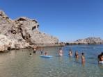 Agios Pavlos Beach (Lindos - Saint Paul´s Bay) - island of Rhodes photo 9