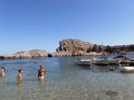 Agios Pavlos Beach (Lindos - Saint Paul´s Bay) - island of Rhodes photo 10