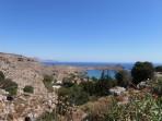 Megali Paralia Beach (Lindos) - Rhodes island photo 12