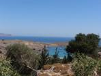 Megali Paralia Beach (Lindos) - Rhodes island photo 13