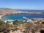 Megali Paralia Beach (Lindos) - Rhodes island photo 16
