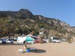 Tsambika beach - island of Rhodes photo 4