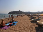 Tsambika beach - island of Rhodes photo 8