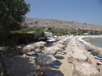Megali Paralia Beach (Lindos) - Rhodes island photo 2