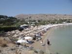 Megali Paralia Beach (Lindos) - Rhodes island photo 3
