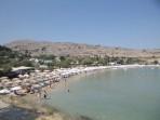 Megali Paralia Beach (Lindos) - Rhodes island photo 4