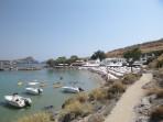 Megali Paralia Beach (Lindos) - Rhodes island photo 6