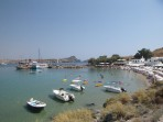 Megali Paralia Beach (Lindos) - Rhodes island photo 7