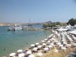 Megali Paralia Beach (Lindos) - Rhodes island photo 9