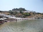 Megali Paralia Beach (Lindos) - Rhodes island photo 10