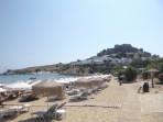 Megali Paralia Beach (Lindos) - Rhodes island photo 11