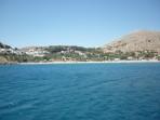 Megali Paralia Beach (Lindos) - Rhodes island photo 23