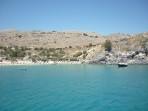 Megali Paralia Beach (Lindos) - Rhodes island photo 24