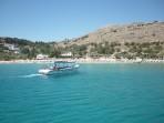 Megali Paralia Beach (Lindos) - Rhodes island photo 25
