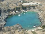 Agios Pavlos Beach (Lindos - Saint Paul´s Bay) - island of Rhodes photo 20
